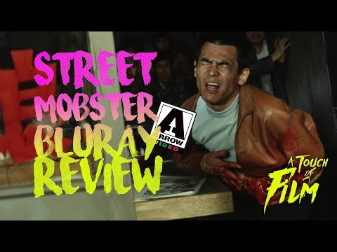 Street Mobster (Arrow Video) - Blu-ray Review