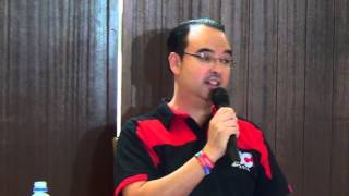 Cayetano shows 'banned' ad by ABS-CBN