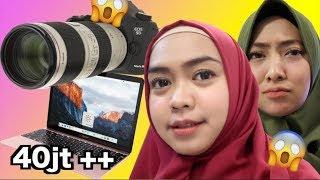 Video BELI CAMERA & LAPTOP UNTUK MARYAM. MP3, 3GP, MP4, WEBM, AVI, FLV November 2018