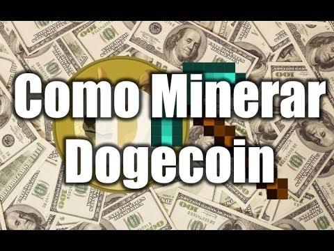 Como Minerar Dogecoin Rápido