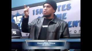 Immortal Technique Makes a Surprise Appearance Live with Team Homi! #HeavyBagShow