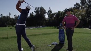 Golf Training Tips with Boyd Summerhays: Pro Rods