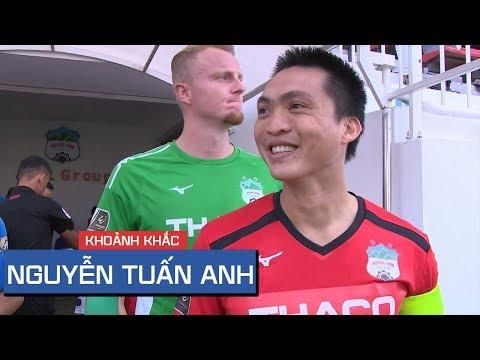 Tuấn Anh với màn trình diễn đầy mạnh mẽ (Hoàng Anh Gia Lai vs Than Quảng Ninh) - Thời lượng: 4:05.