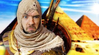 THE ULTIMATE ASSASSIN   Assassin's Creed Origins #1