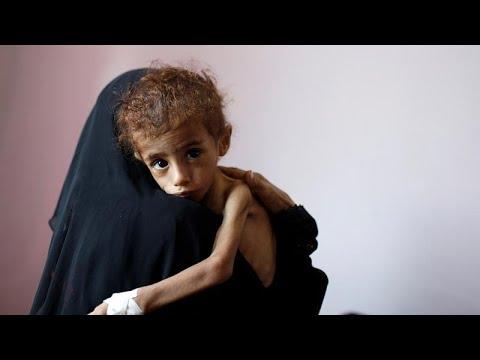 Για κίνδυνο γενικευμένου λιμού προειδοποιεί ο ΟΗΕ