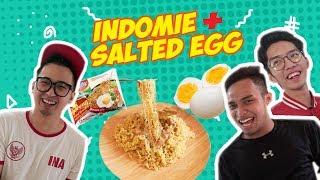 Video INDOMIE SALTED EGG BIKIN SENDIRI PAKE TELOR ASIN BENERAN Wkwkwkw Enak Gak Ya !? MP3, 3GP, MP4, WEBM, AVI, FLV Februari 2019