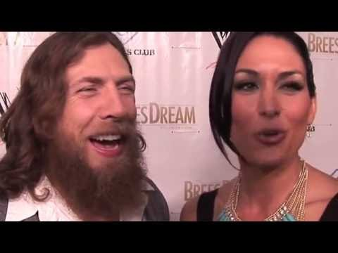 Daniel Bryan & Brie Bella Interview: On WrestleMania 30, Triple H, Stephanie McMahon & YES Movement