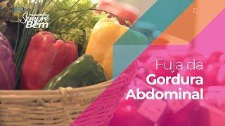 Fuja da Gordura Abdominal: Ela Causa Diversos Problemas