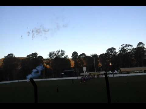 futebol em buenopolis