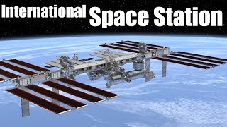 Video How does the International Space Station work? MP3, 3GP, MP4, WEBM, AVI, FLV April 2019