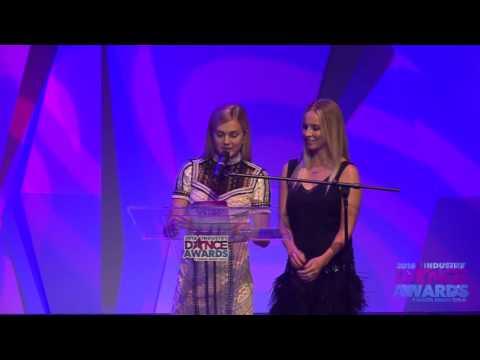 2016 IDA Best Performance Winner Speech