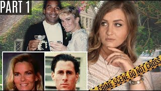 Video OJ SIMPSON: The Case of Nicole Brown Simpson and Ron Goldman?! Part 1 MP3, 3GP, MP4, WEBM, AVI, FLV Desember 2018