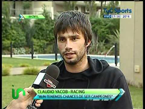 Entrevista a Claudio Yacob