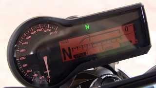 4. DESIGN New 2015 BMW Motorrad R 1200 R Roadster Thundergrey Boxer-2 125 hp 125 Nm