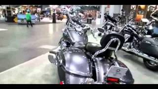 4. 2014 Yamaha Road Star Silverado S Walkaround