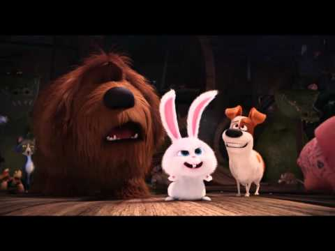 The Secret Life of Pets - Snowball Trailer