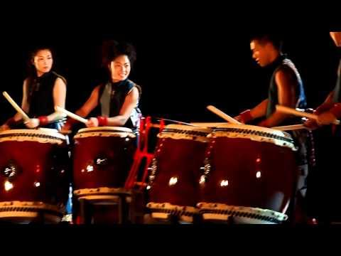 Yamato les tambours de Nara !