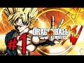 Dragon Ball Xenoverse Parte 1: A Hist ria Foi Alterada