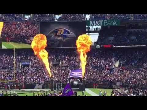 Ravens Introduction Week 2 against Cardinals