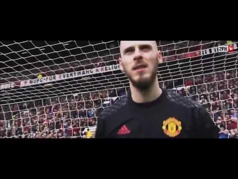 David De Gea 2017  The Superman Best Saves