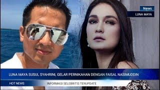 Video DOA LUNA MAYA DI IJABAH BELUM SEPEKAN TERPURUK KONGLOMERAT MALAYSIA FAISAL NASIMUDDIN LAMAR LUNA ? MP3, 3GP, MP4, WEBM, AVI, FLV Maret 2019