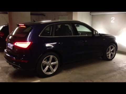 2013 Audi SQ5 3.0 TDI 313 HP Exhaust Sound and Acceleration 0-100 ...