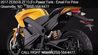 6. 2017 ZERO S ZF13.0 + Power Tank  for sale in Greenville, NC