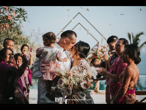 Highlight of Beno + Jasmine Anniversary | Bali