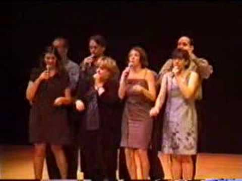 Simpsons acappella!