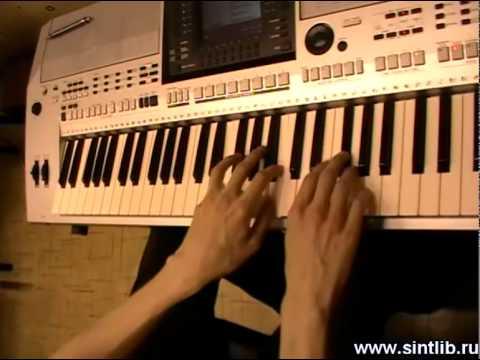 Научится играть на синтезаторе с нуля в