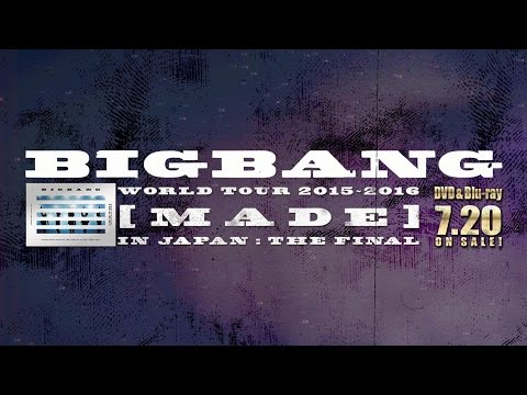 BIGBANG - LOSER (WORLD TOUR 2015~2016 [MADE] IN JAPAN : THE FINAL)