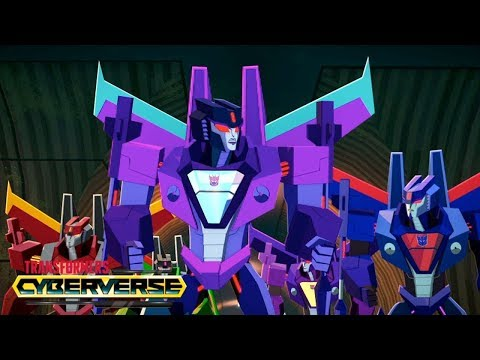 TELETRAAN-X 📶 Episode 12 - Transformers Cyberverse: Season 1 | Transformers Official