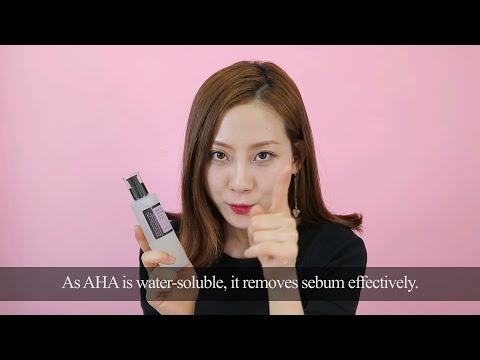 [Beauty Haul] COSRX AHA 7 Whitehead Power Liquid