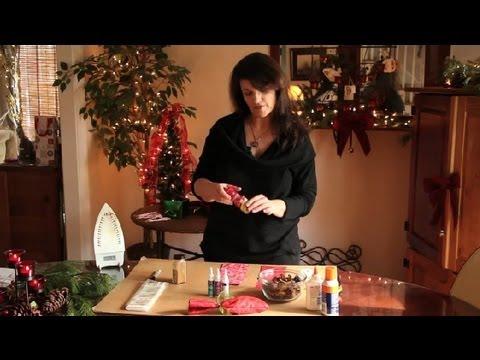 How Do I Make a Cinnamon Sachet for Christmas? : Ornament Crafts