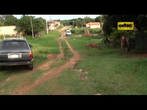 Capiatá: Camino de tierra figura como asfaltada
