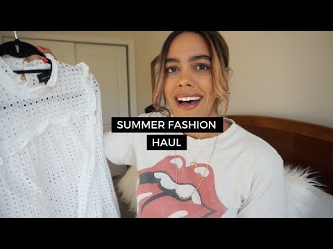 Summer Fashion Haul | Who What Wear Collection, Zara, H&M | Style Operator