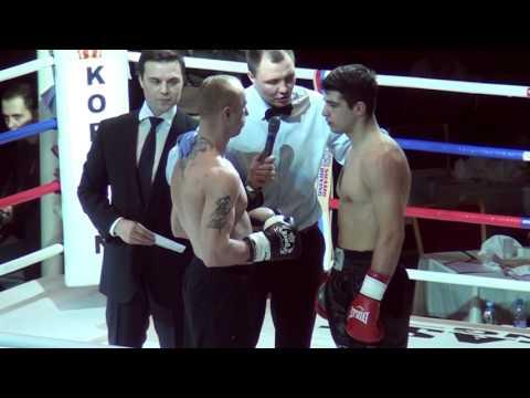 Mikhail BALAYAN (RUS)  VS  Dmitry ANTIPOV (RUS) (видео)
