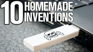 Video 10 Homemade Inventions You Need to See MP3, 3GP, MP4, WEBM, AVI, FLV September 2018