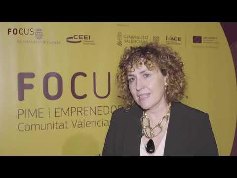 Julia Company en Focus Pyme y Emprendimiento Comunitat Valenciana 2018[;;;][;;;]