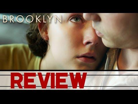 BROOKLYN Trailer Deutsch German & Review Kritik (HD) | Saoirse Ronan, Oscar 2016