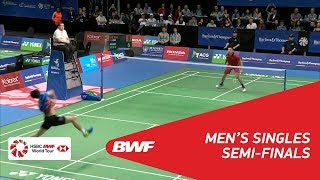Video MS | LIN Dan (CHN) [1] vs Kwang Hee HEO (KOR) | BWF 2018 MP3, 3GP, MP4, WEBM, AVI, FLV September 2018