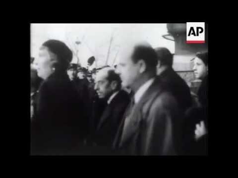 Associated Press publica los vídeos de la Guerra Civil Española