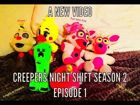 Creepers Night Shift  season 2 episode 1