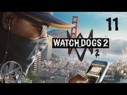 Watch Dogs 2 Прохождение Без Комментариев На Русском На ПК Часть 11 — Горизонталь и вертикаль
