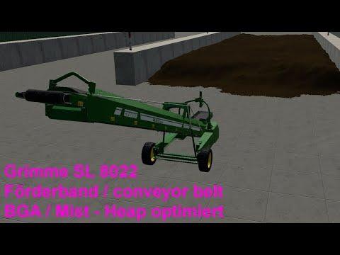 Grimme SL8022 OY MP v19.11