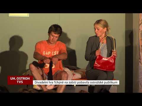 TVS: Uherský Ostroh - Divadlo - Tchýně na zabití