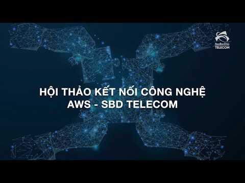 [EVENT] SaoBacDau Telecom | Dịch vụ Cloud thế hệ mới | Hội thảo Transformation Day (AWS)