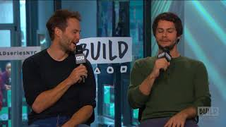 Dylan O'Brien, Taylor Kitsch, & Michael Cuesta Chat About