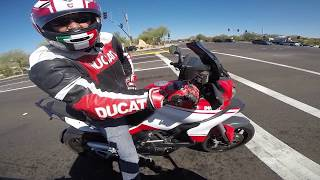 6. 2018 DUCATI SUPERSPORT S + FIRST DEMO TEST RIDE