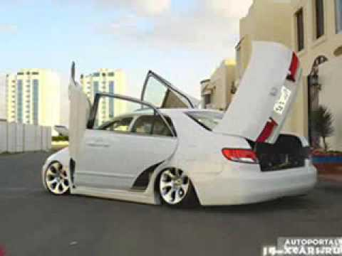 Video de autos tuning